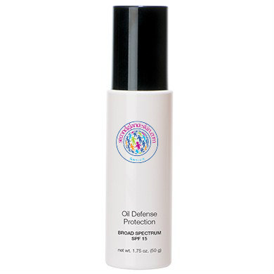 Oil defense protection second glance skin cosmetic for 2nd glance salon